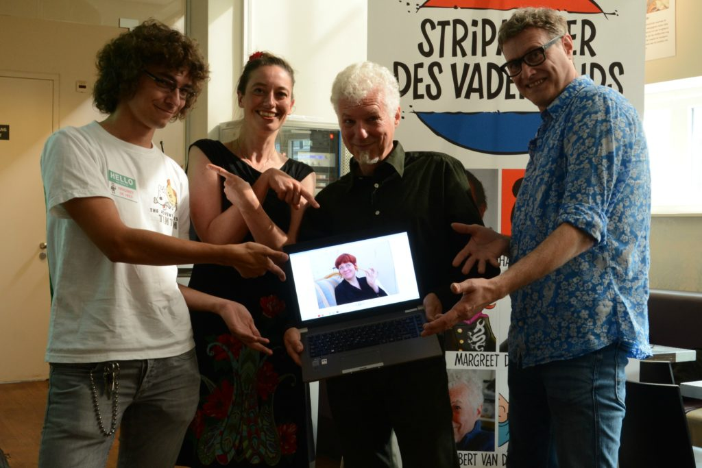 Stripmaker des Vaderlands