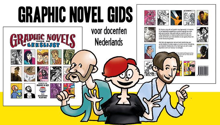 Graphic Novel Gids voor docenten Nederlands