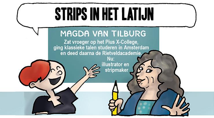Magda van Tilburg