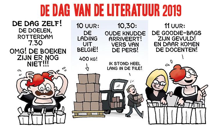 De Dag van de Literatuur