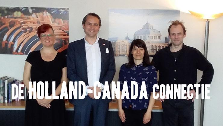 De Holland-Canada Connectie