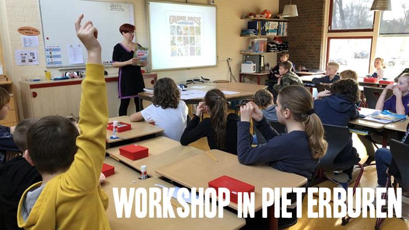 Workshop in Pieterburen