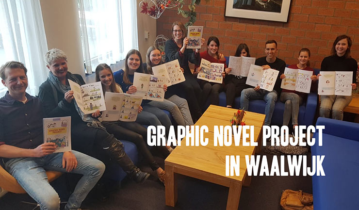 Graphic Novel Project in Waalwijk