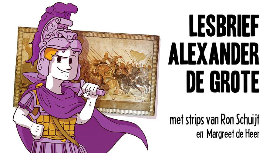 Lesbrief Alexander de Grote