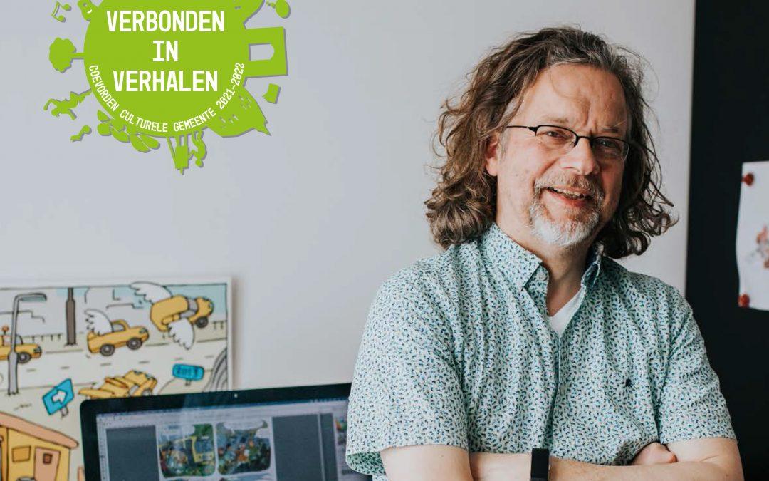Herman Roozen in magazine Cultureel Coevorden